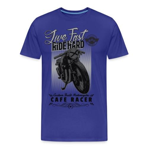 Café racer - Men's Premium T-Shirt