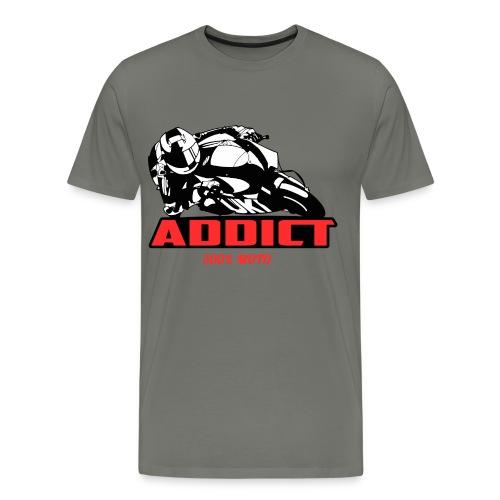Addict - Men's Premium T-Shirt