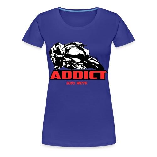 Addict - Women's Premium T-Shirt