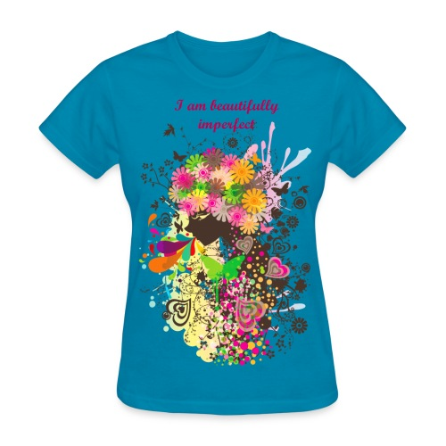 Beautifully Imperfect - Women's T-Shirt