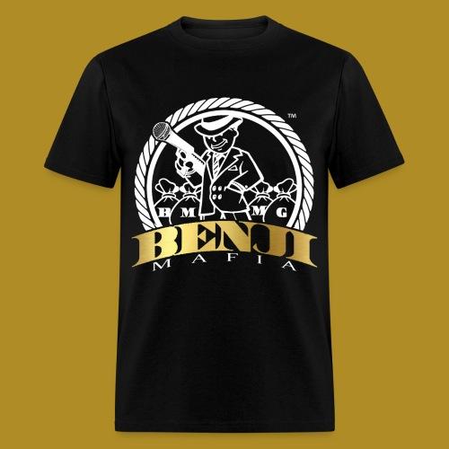 Benji Mafia Black - Men's T-Shirt
