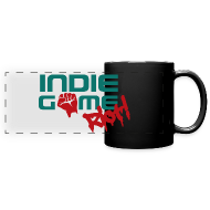 Mugs & Drinkware ~ Full Color Panoramic Mug ~ IGR Mug with Wrap-around logo