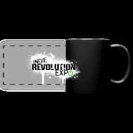 Mugs & Drinkware ~ Full Color Panoramic Mug ~ IRX Mug with Wrap-around Logo