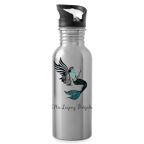 LB Mermaid - Bottle 2 - Water Bottle