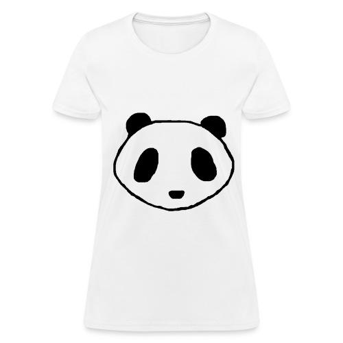 Panda Face Logo - Women - Women's T-Shirt