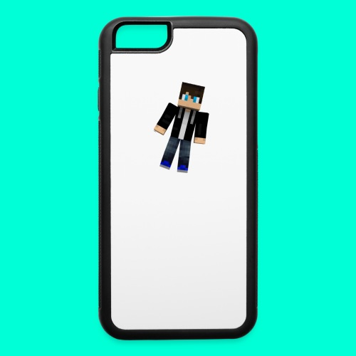 Minecraft iPhone 6/6s Rubber Case - iPhone 6/6s Rubber Case