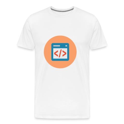 I am developer - Men's Premium T-Shirt