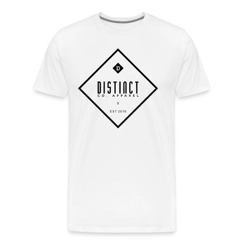 Distinct Black Diamond - Premium Tee - Men's Premium T-Shirt