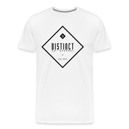 Distinct Black Diamond - Premium Tee - Men's Premium T-Shirt