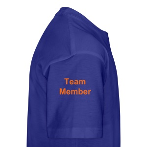 Team Member Shirt Royal Blue - Kids' Premium T-Shirt