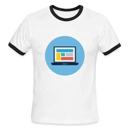 Webmaster - Men's Ringer T-Shirt