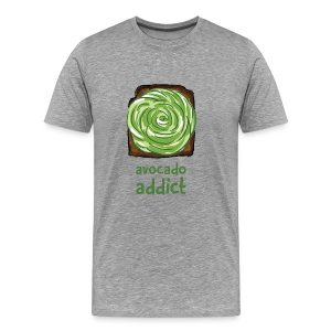 Avocado Addict Premium T-Shirt - Men's Premium T-Shirt