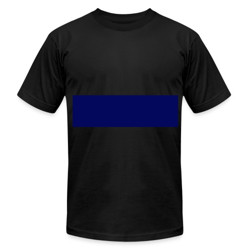Blue Lives Matter - Men's T-shirt American Apparel - Police - Men's Fine Jersey T-Shirt