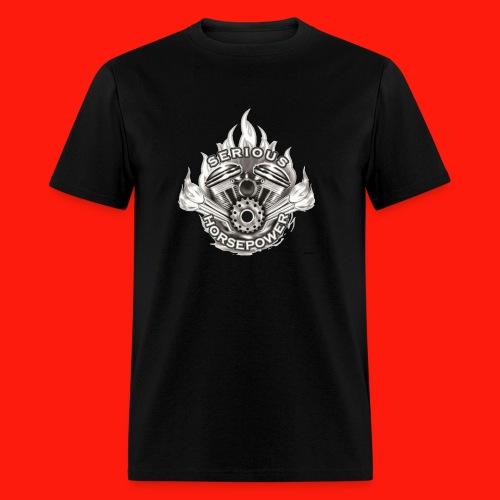 horsepower - Men's T-Shirt