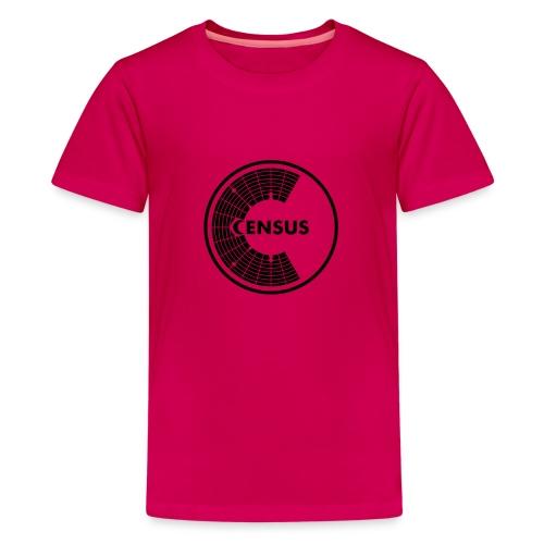 Dual Logo Kid's Shirt (Pink) - Kids' Premium T-Shirt
