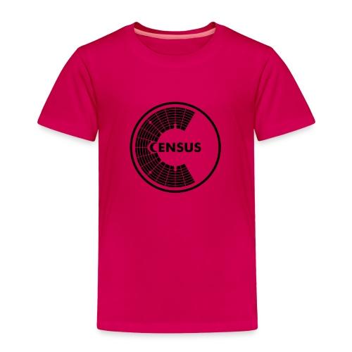 Dual Logo Toddler's Shirt (Pink) - Toddler Premium T-Shirt