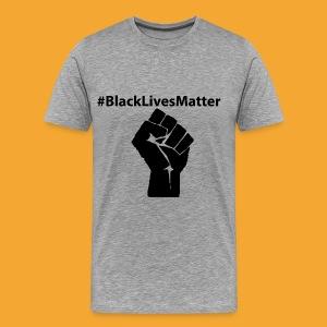 Black lives Matter 2 - Men's Premium T-Shirt