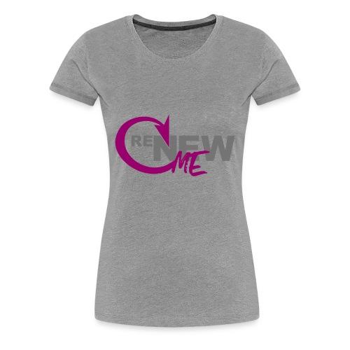 Official RenewMe Tee - Women's Premium T-Shirt