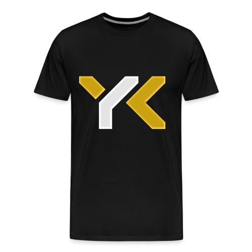 YourKnightmares Black Men's Tee - Men's Premium T-Shirt