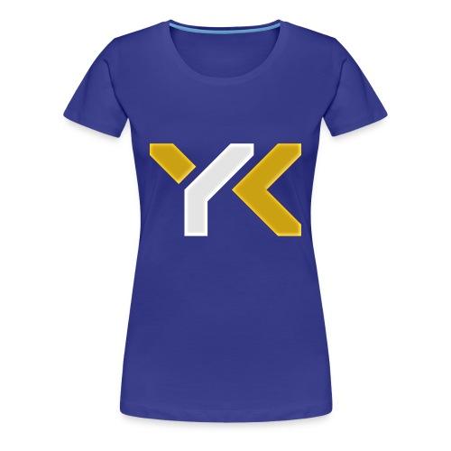 YourKnightmares Blue Women's Tee - Women's Premium T-Shirt