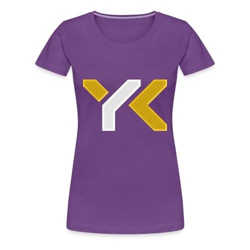 YourKnightmares Women's Purple Tee - Women's Premium T-Shirt