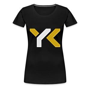 YourKnightmares Women's Black Tee - Women's Premium T-Shirt