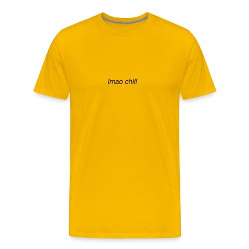lmaochill - Men's Premium T-Shirt