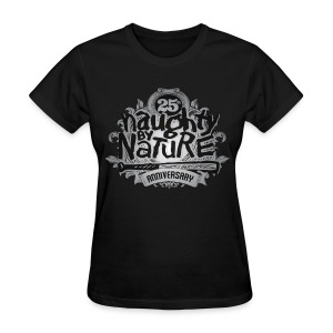 NBN 25th Anniversary Ladies Tshirt - Women's T-Shirt