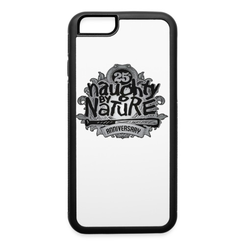 NBN 25th Anniversary iPhone 6/6S Rubber Case - iPhone 6/6s Rubber Case