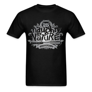 NBN 25th Anniversary Men's Tshirt - Men's T-Shirt