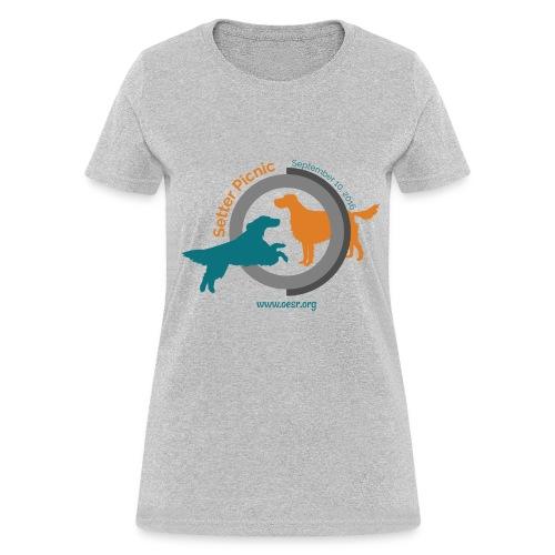 Women's Fit OESR Setter Picnic 2016 - Women's T-Shirt