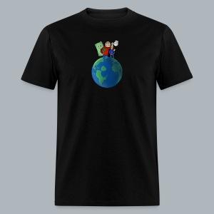 Earth Mens T-Shirt - Men's T-Shirt