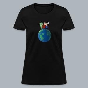 Earth Womans T-Shirt - Women's T-Shirt
