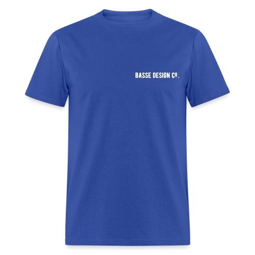 Men's T-shirt (Front & Back) - Men's T-Shirt