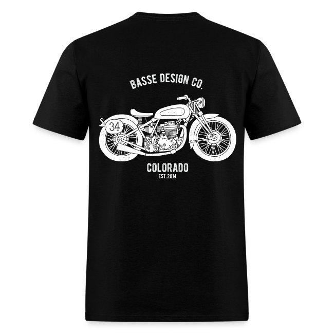 Men's T-shirt (Front & Back)