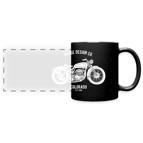 Basse Design Co. Coffee Mug - Full Color Panoramic Mug