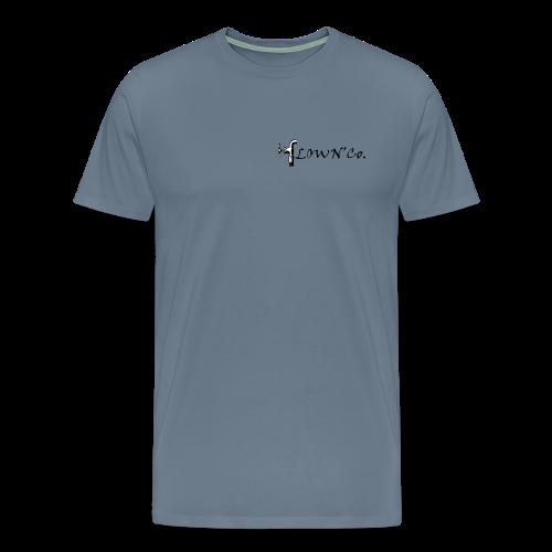 Flow Tee tap back - Men's Premium T-Shirt