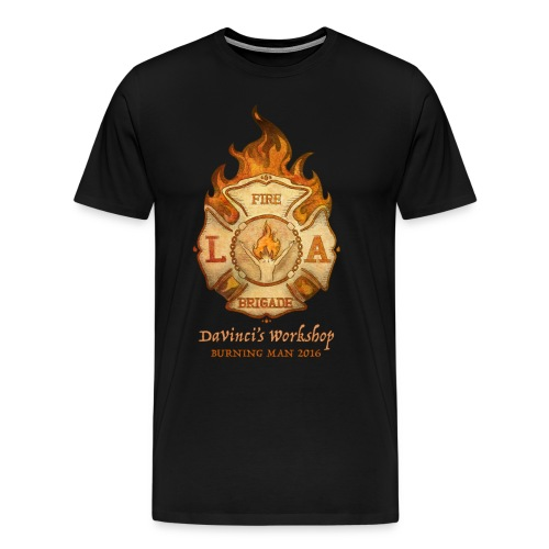 LAFB 2016 Men's Premium T-Shirt - Black - Men's Premium T-Shirt