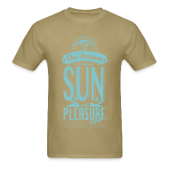 T-Shirts ~ Men's T-Shirt ~ Season of Sun & Pleasure