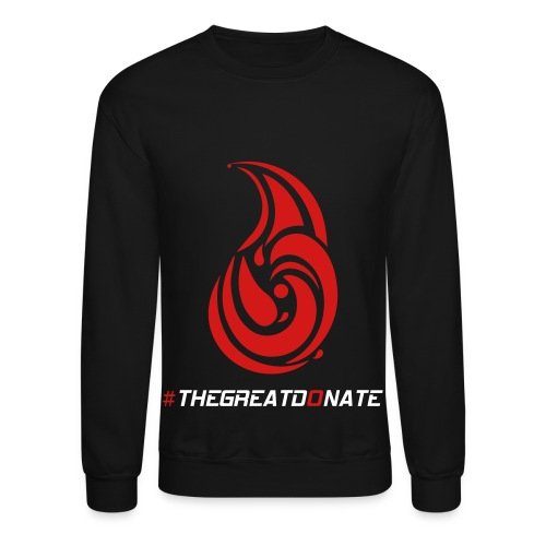 The Great Donate Men's jumper - Crewneck Sweatshirt
