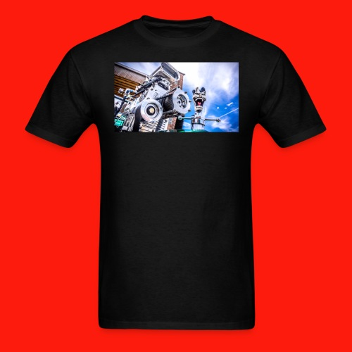 Engine - Men's T-Shirt