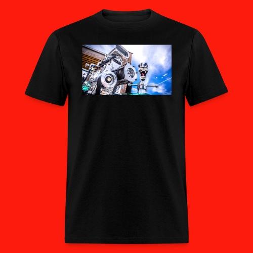 Engine - Men's T-Shirt