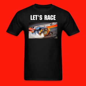 lets race - Men's T-Shirt
