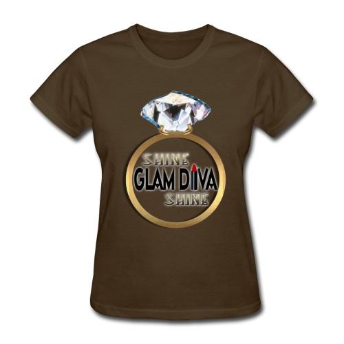 Glam Diva - Women's T-Shirt