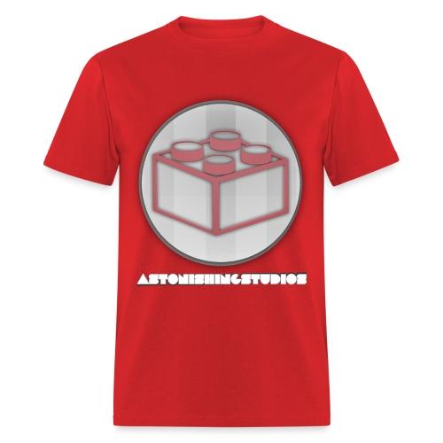 AstonishingStudios Tee - Men's T-Shirt