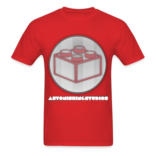 AstonishingStudios Tee - Men's T-Shirt