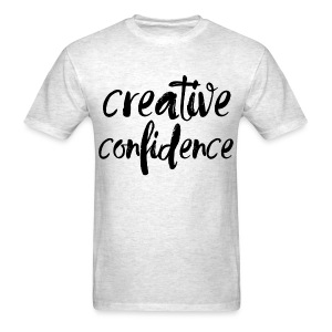 Creative Confidence Verse Men's Tee - Men's T-Shirt