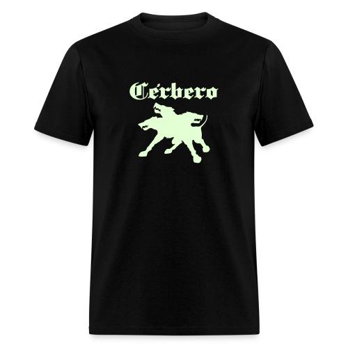 Fluorescent Logo T-Shirt - Men's T-Shirt