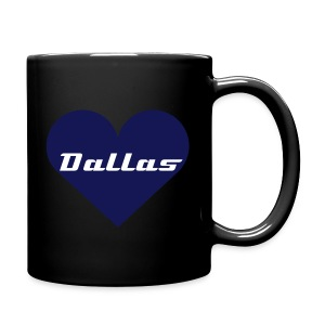 Show Love for Law Enforcement - Full Color Mug