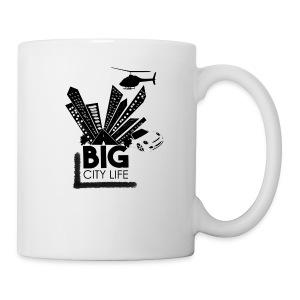 'Big City Life' Mug Life - Coffee/Tea Mug